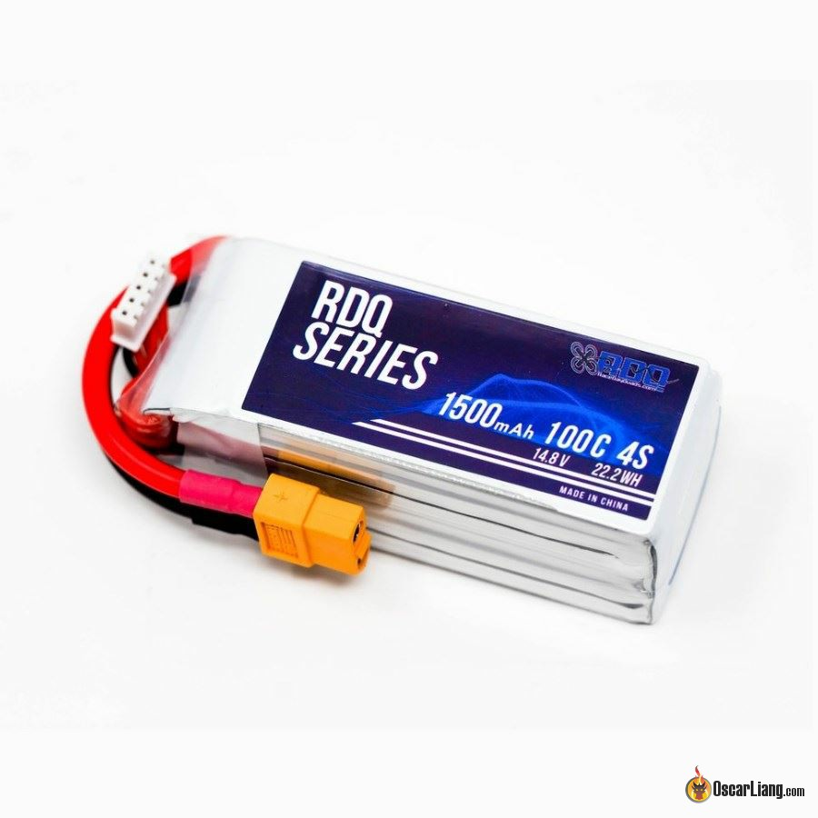 Top 5 Best 4S LiPo Batteries for Mini Quad - Oscar Liang