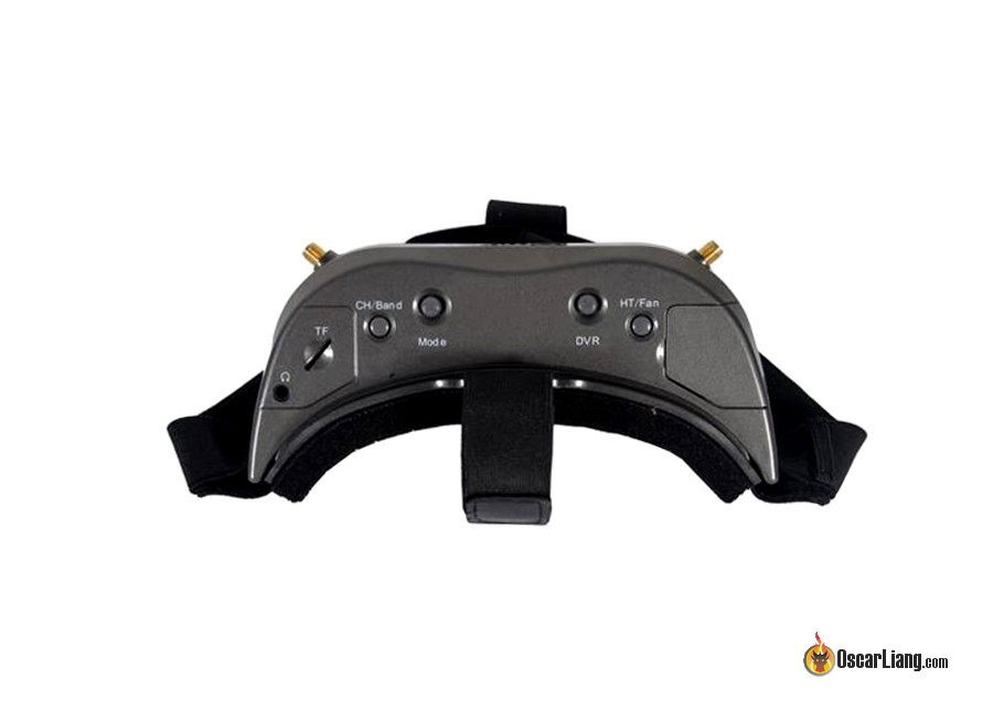 aomway commander v2 fpv goggles bottom button sd card slot