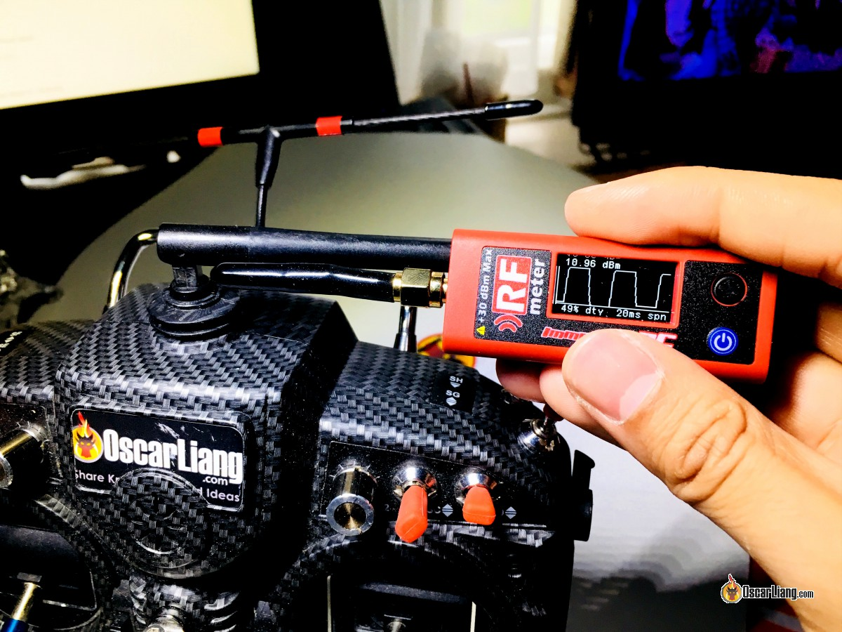 Review: ImmersionRC RF Power Meter V2 - Oscar Liang
