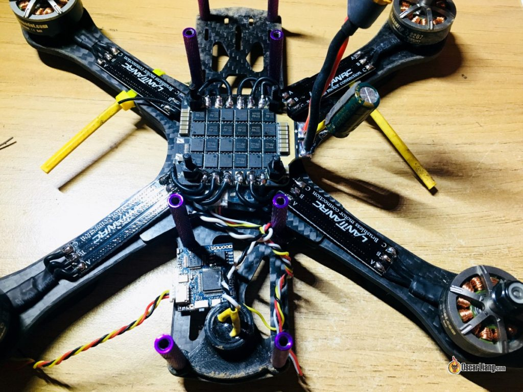 Race Wire For 4in1 Esc