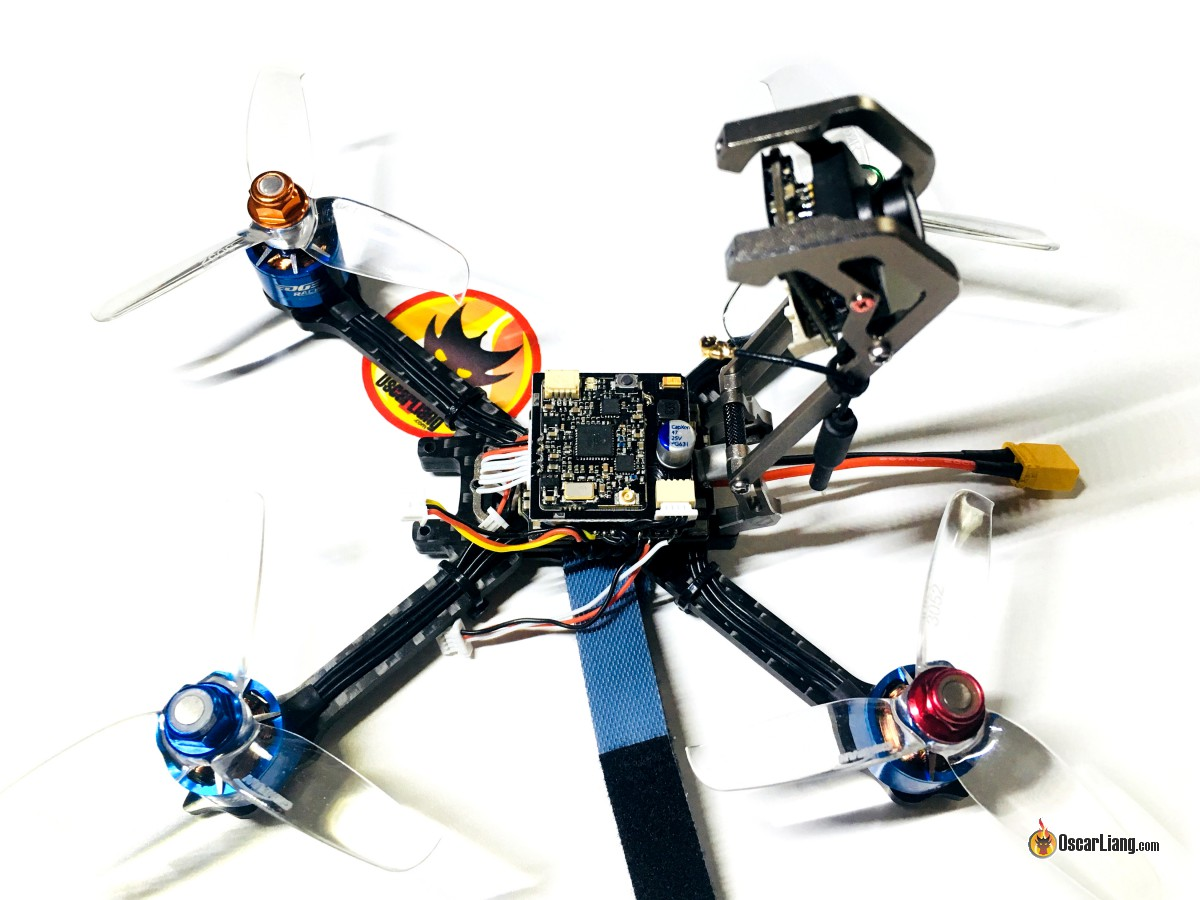 Review Diatone Gt M3 Racing Micro Quad Oscar Liang Quadcopter Wiring Diagram Here Is The Connection Between Fc And R Xsr I Am Using Tx6 Uart6 For Smartport Because Its An F4 Flight Controller Without Built In Inverter
