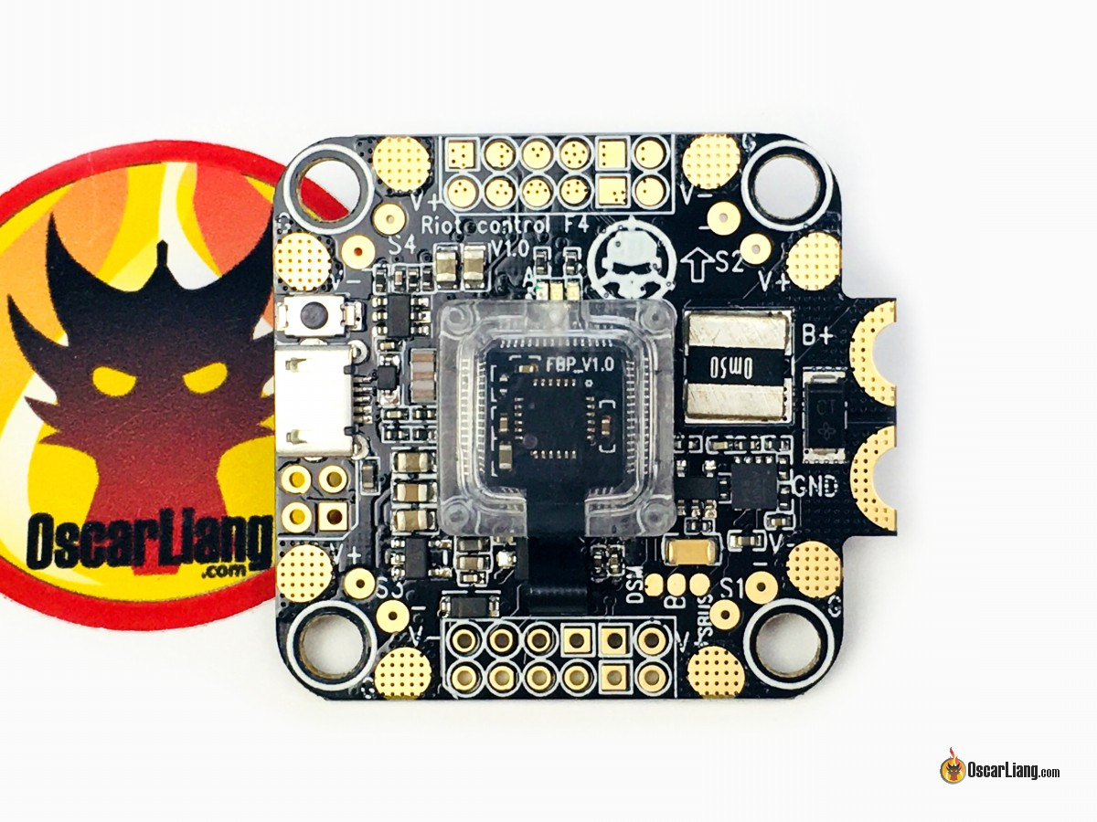 Review  Riot Control Flight Controller Fc By Rotor Riot