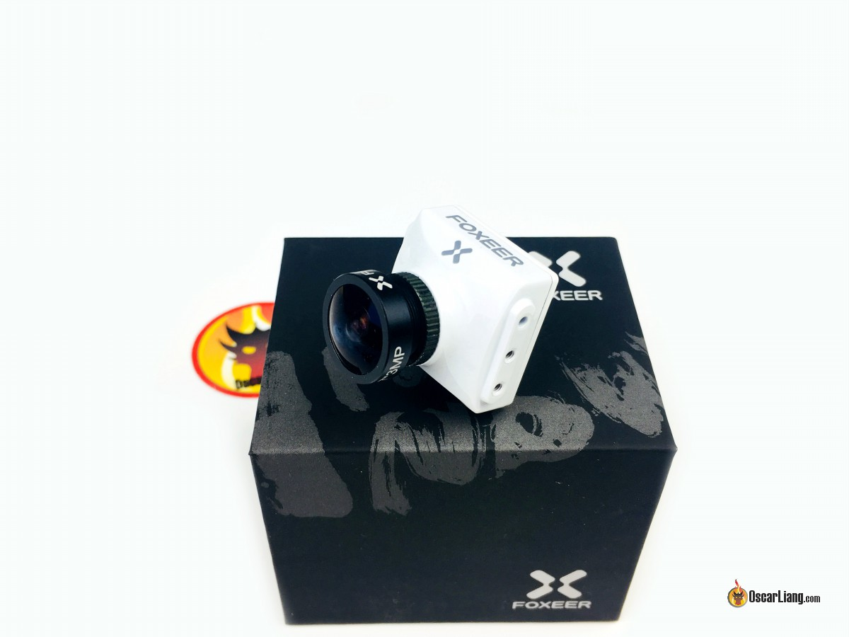 Review Foxeer Falkor Fpv Camera Oscar Liang Directv Genie Mini Wiring Diagram Whats Included In The Box