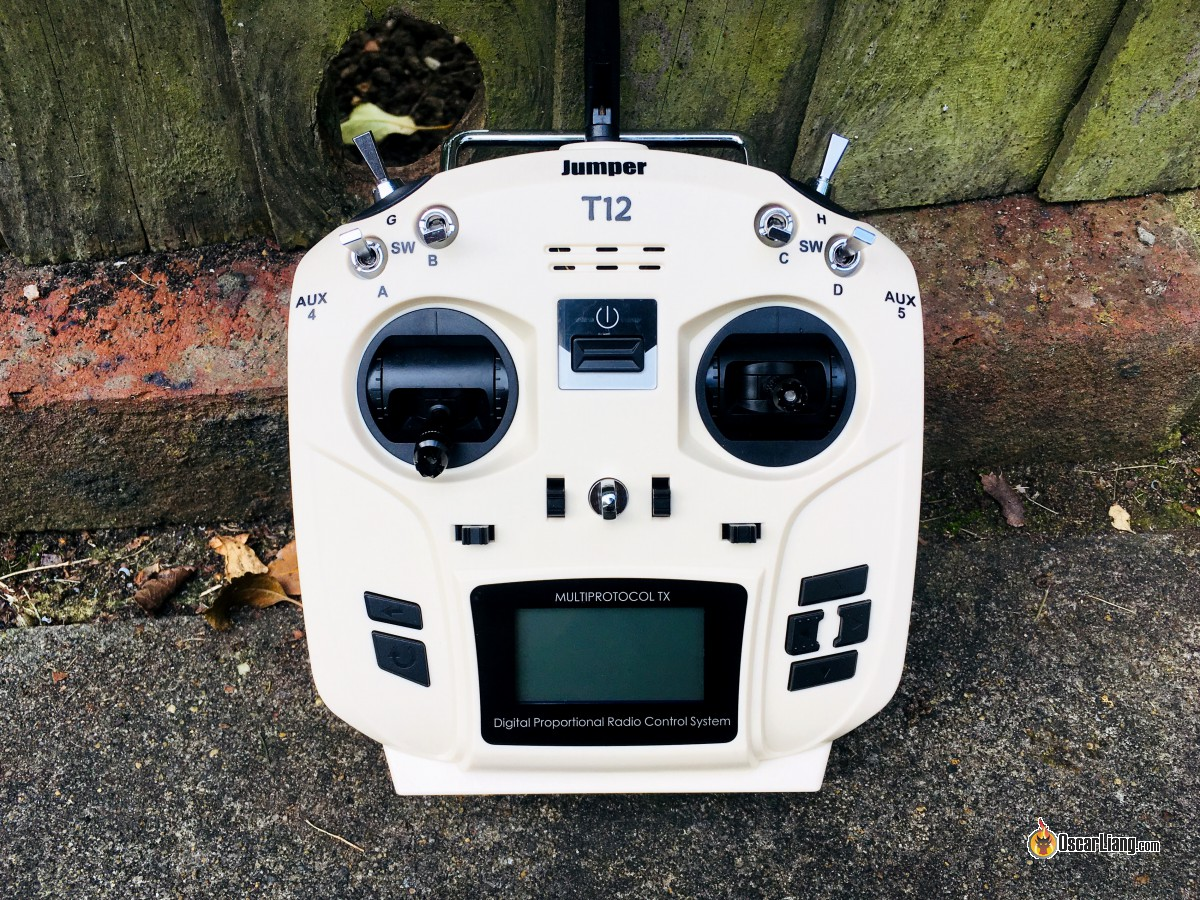 Review: Jumper T12 Radio | Budget Transmitter for FPV! - Oscar Liang