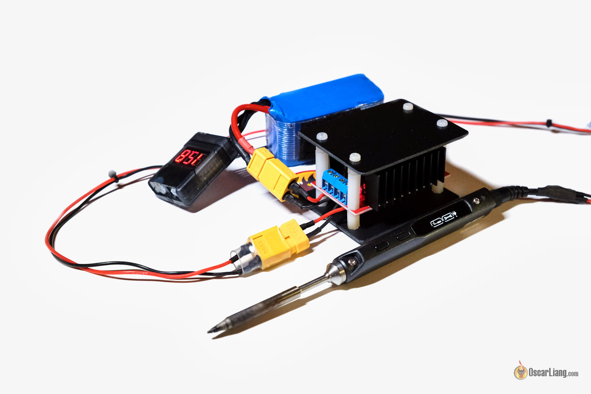 Power Supply For Ts100 Soldering Iron - Activating God Mode