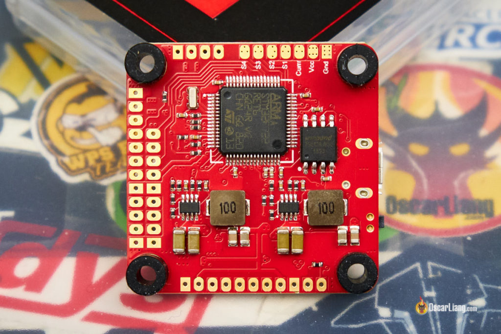 Review  Foxeer F722 Dual Flight Controller