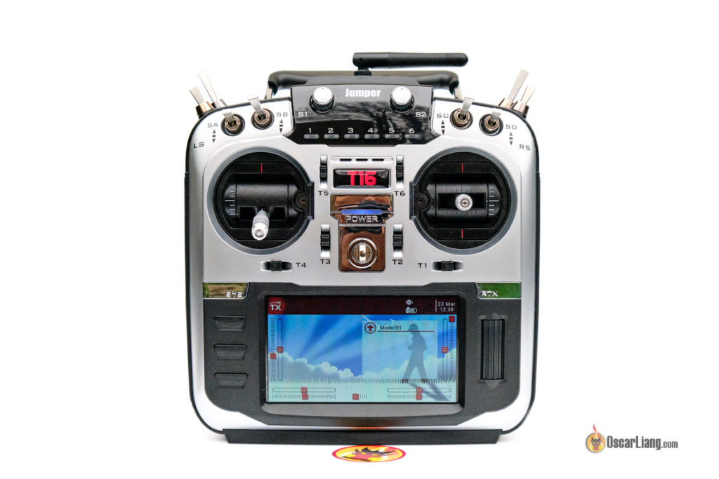 jumper t16 radio