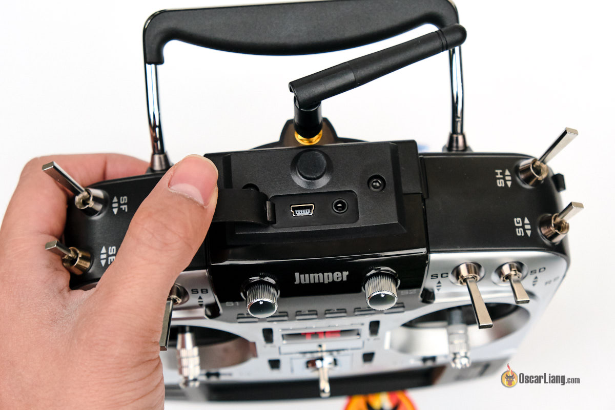Review Jumper T16 Radio Transmitter Drone Media Uk