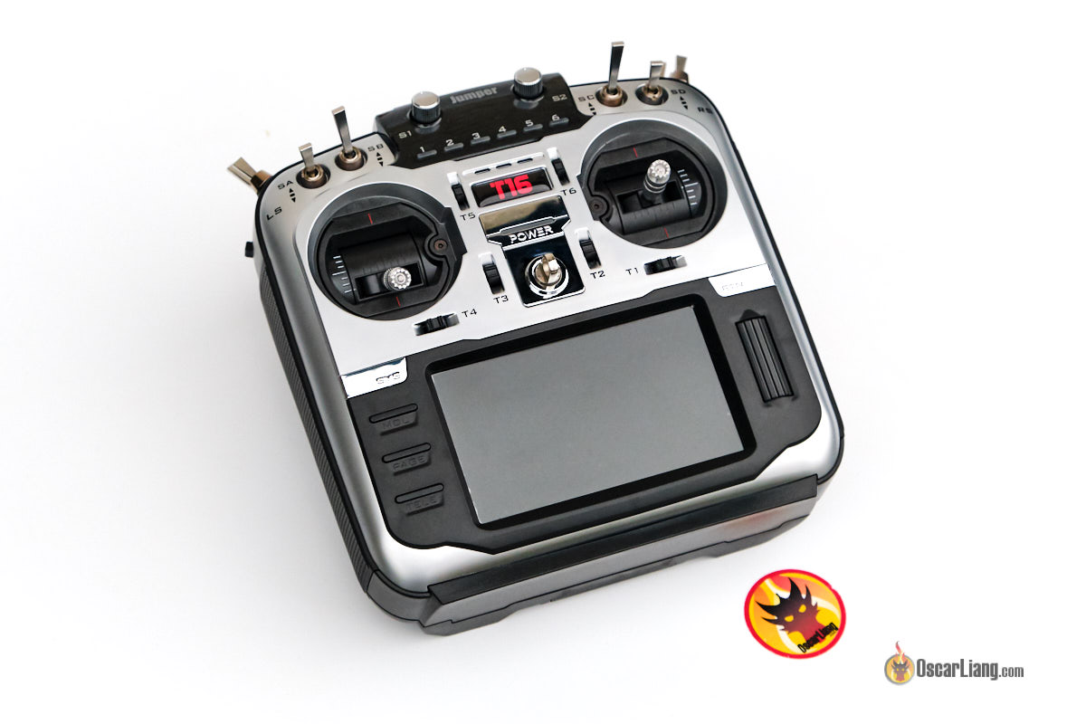 Review: Jumper T16 Radio Transmitter - Drone Media UK