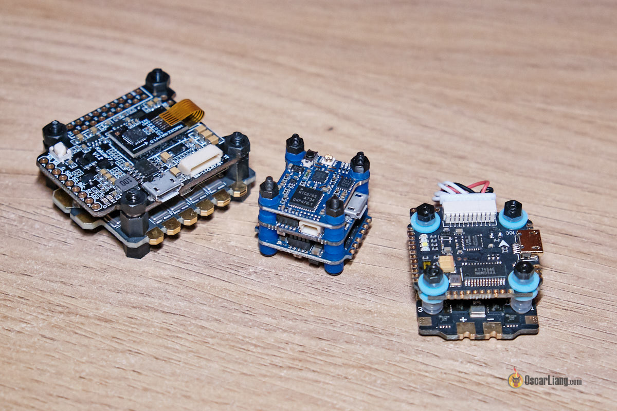 Review: iFlight Succex F4 Micro 16x16mm FC/ESC/VTX Stack ... on