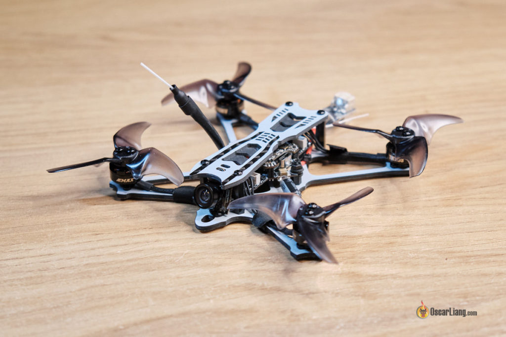 Review: Emax Tinyhawk Freestyle Toothpick Micro Quad - Oscar