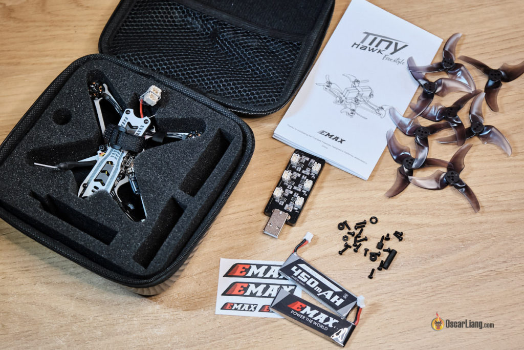 Emax Tinyhawk Freestyle Toothpick Micro Quad Accessories