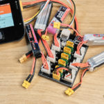 parallel charge lipo without discharge lead only with balance