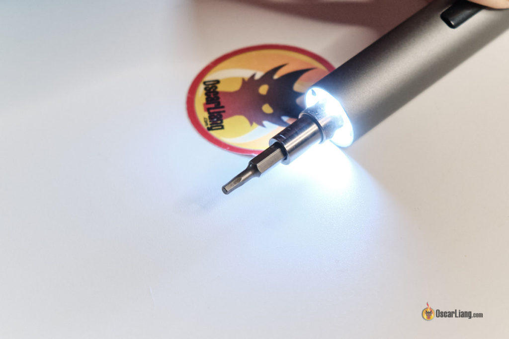 wowstick electric screwdriver led light