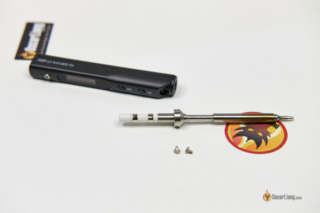 Sequre SQ-001 Soldering Iron removable tip