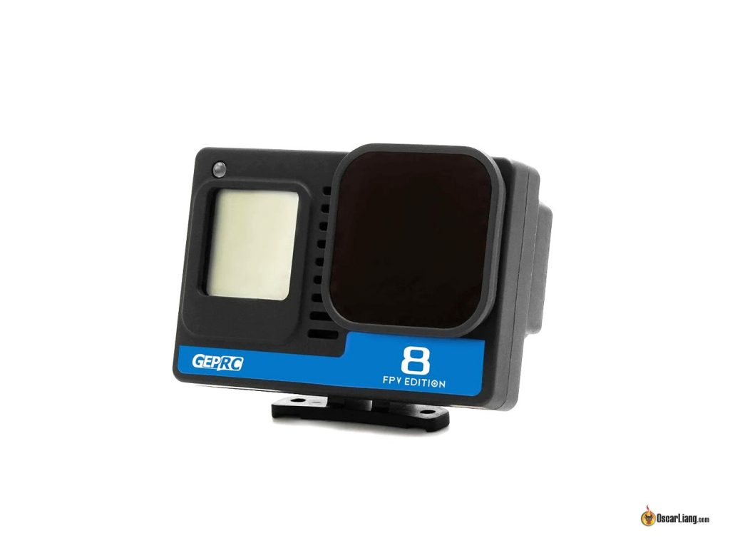 naked gopro 8 from GepRC