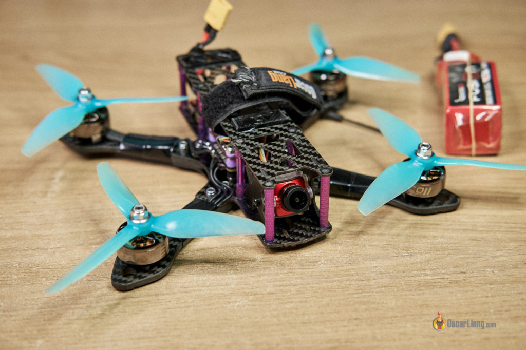 how to build fpv drone complete build