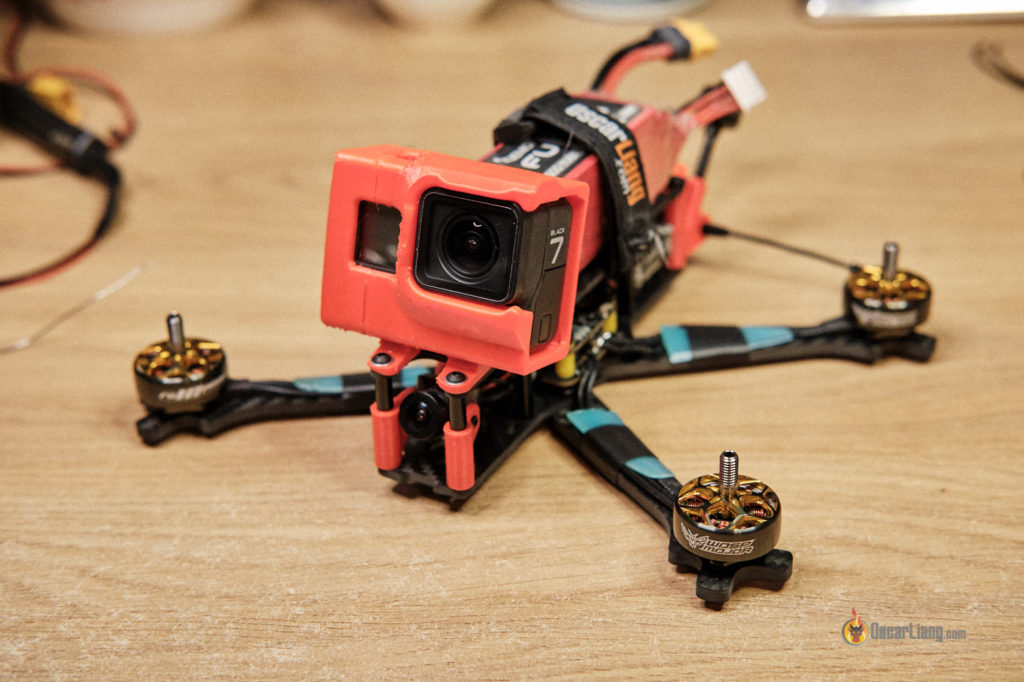 how to build fpv drone from scratch finish