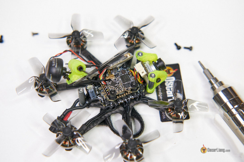 Flywoo Firefly Hex Nano micro quad review