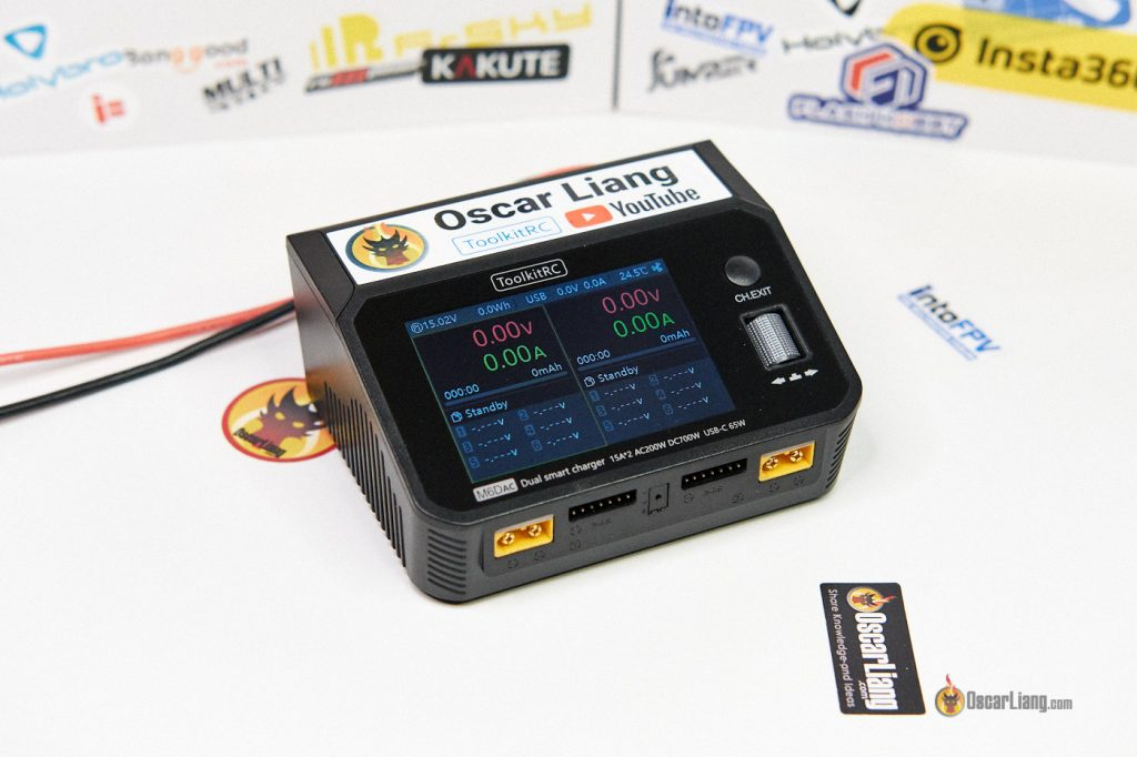 ToolkitRC M6DAC LiPo Charger review