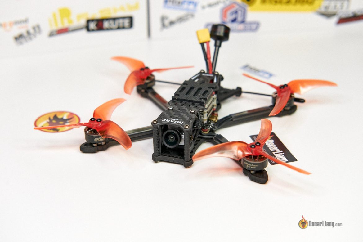 Geprc Smart 35 3.5 Inch Freestyle Fpv Drone