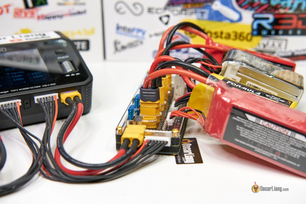 Hglrc Parallel Charging Board Thor Pro 40a Xt60